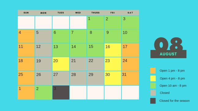 Cream with Paisley Daily Calendar (5)