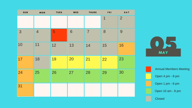 Cream with Paisley Daily Calendar (6)